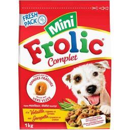 Complet - Croquettes Mini Volaille, légumes et céréales pour chiens