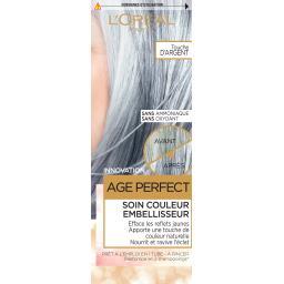 Age Perfect - Soin couleur embellisseur touche d'argent