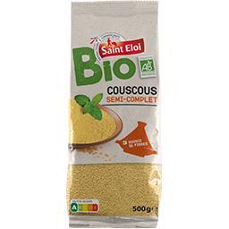 Couscous semi-complet bio