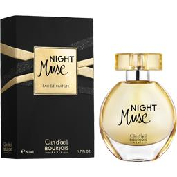 Bourjois Clin d'Œil - Eau de parfum Night Muse le flacon de 50 ml