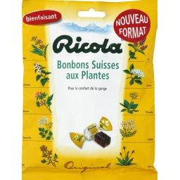 Bonbons Suisses aux plantes, bienfaisant