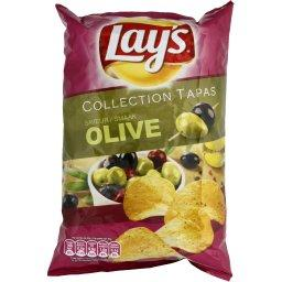 Collection Tapas - Chips saveur Olive