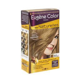 Les Naturelles - Crème colorante permanente, blond clair doré n°83