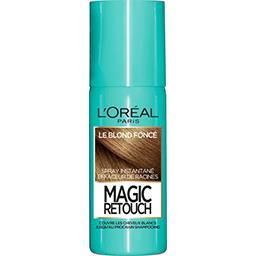 Spray Magic Retouch effaceur de racines blond foncé