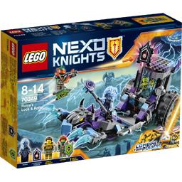 Nexo Knights - Le Char de Combat de Ruina