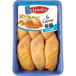 Le Gaulois Cuisse de poulet jaune