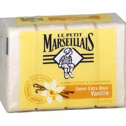 Le Petit Marseillais Savon extra doux vanille