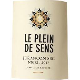Jurançon sec Domaine Nigri - Le Plein de Sens vin Blanc sec 2017