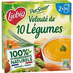 Pur'Soup - Soupe Velouté de 10 légumes