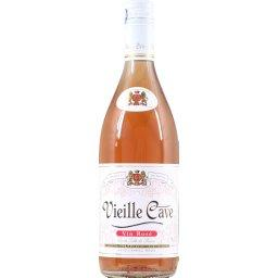 Vin rosé de table