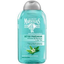 Shampooing Fraîcheur détox feuilles de verveine & th...