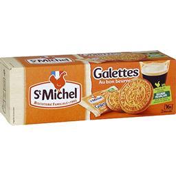 Galettes au bon beurre français