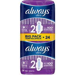 Always Ultra - long - t2 - serviettes hygiéniques
