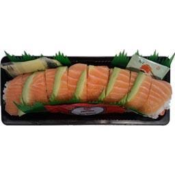 Arc en ciel saumon