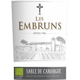 Vin de pays BIO Sable de Camargue, vin rosé
