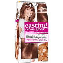 Casting - Couleur soin Crème Gloss Chocolat Bonbon 6...