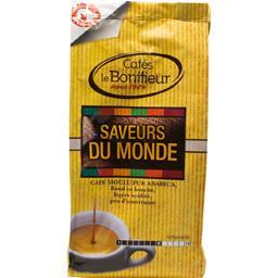 Le Bonifieur Café moulu Saveurs du Monde le paquet de 250 g