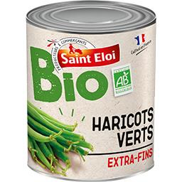 Haricots verts extra-fins BIO