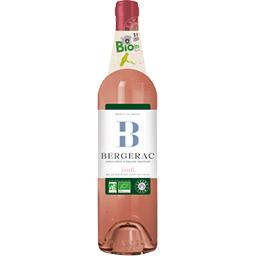 Bergerac BIO, vin rosé