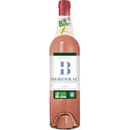Bergerac petite cuvée, vin rosé