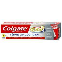 Colgate Total - Dentifrice Répare au Quotidien