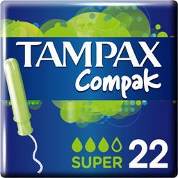 Compak - Tampon Super avec applicateur