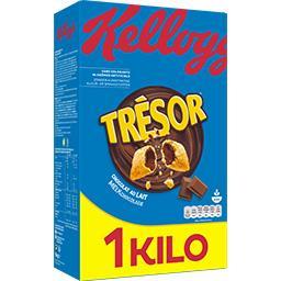 Trésor - Céréales chocolat au lait