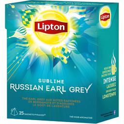 Thé noir Sublime Russian Earl Grey aromatisé