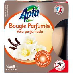 Bougie parfumée anti-odeur vanille
