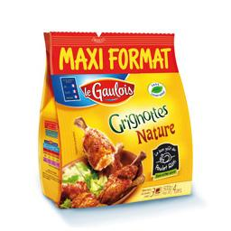 Grignottes de poulet roties