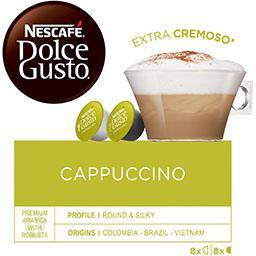 Dolce Gusto - Capsules de Cappuccino