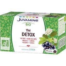 Thé Detox arôme naturel citron BIO