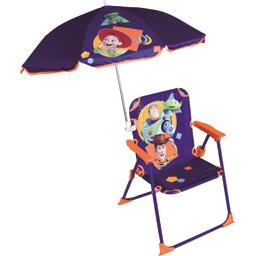 Chaise + parasol Toy Story 4