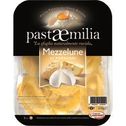 Pastaemilia Mezzelune aux fromages la barquette de 250 g