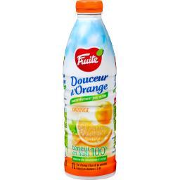 Jus d'orange 100% fruits, Matin d'orange