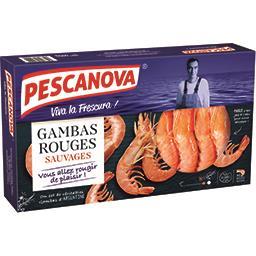 Crevettes rouges d'Argentine 12-16