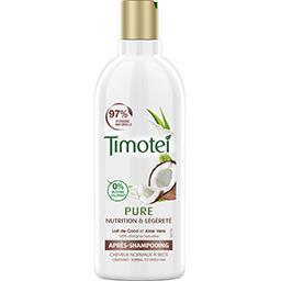 Pure - Après-shampooing Nutrition & Légèreté