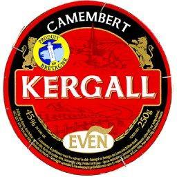Camembert Kergall