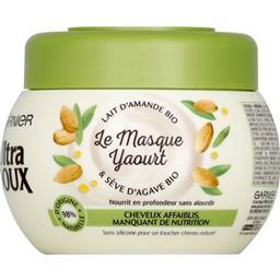 Ultra Doux - Masque yaourt lait d'amande et sève d'a...
