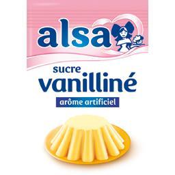 Sucre vanilliné x12 sachets
