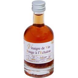 Azais polito Mignonette de vinaigre de vin rouge à l'échalote La bouteille de 50 ml