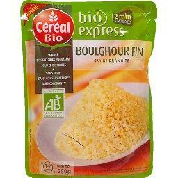Céréales boulghour Céréal bio,CEREAL BIO,le sachet de 250g