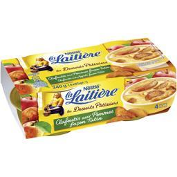 Nestlé La Laitière Clafoutis aux pommes façon Tatin