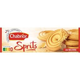 Biscuits Sprits au beurre
