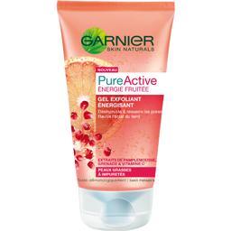 Skin Naturals - Gel exfoliant énergisant Pure Active énergie fruitée