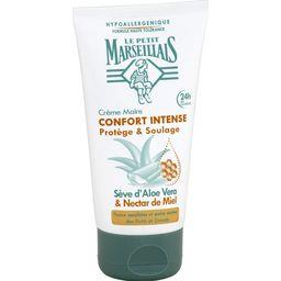 Petit Marseillais Crème Mains Hypo Confort Intense Aloe Miel Tube 75 ml -