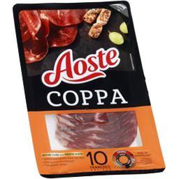 Sélection - Coppa finement poivrée