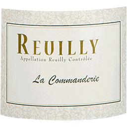 Reuilly vin blanc La Commanderie
