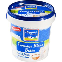 Royans Frais Fromage blanc battu le pot de 800 g