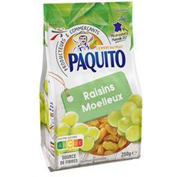 Raisins moelleux
